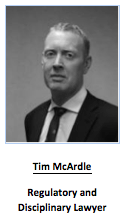 Tim McArdle Specialist GMC Lawyer at Olliers Solicitors
