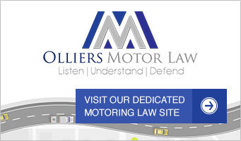 Visit our dedicated Motoring law site