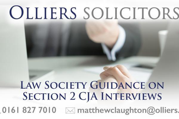 Section 2 Interviews