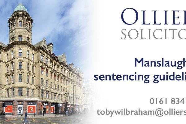 manslaughter sentencing