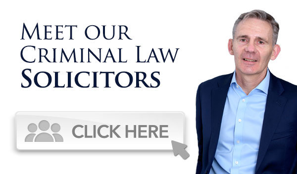 Meet Our Team of expert criminal solicitors